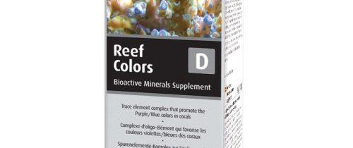 Coral Colors D