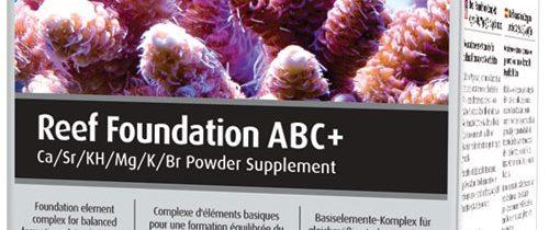 Reef Foundation  ABC+